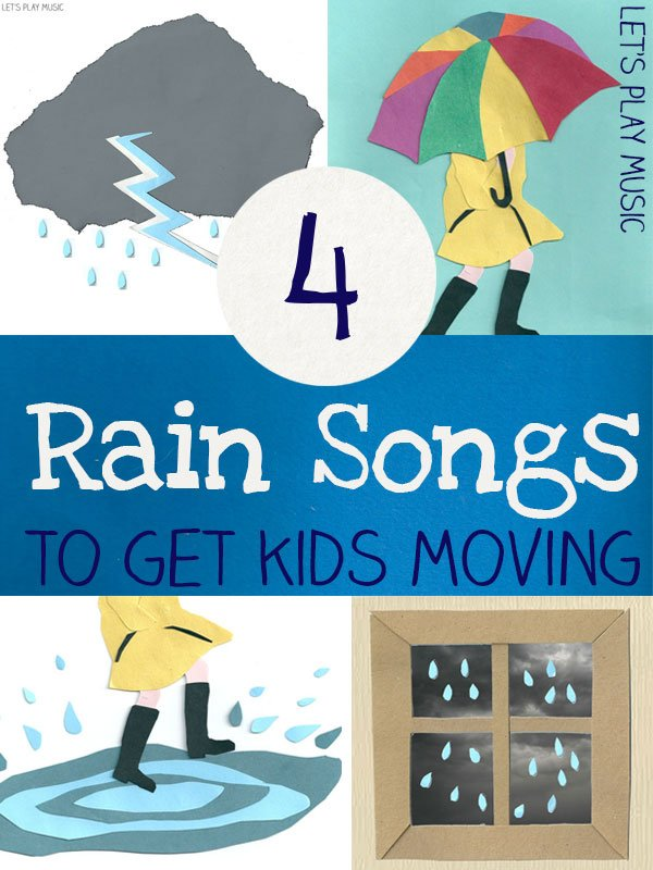 Rainy Day Nursery Rhymes For Kids