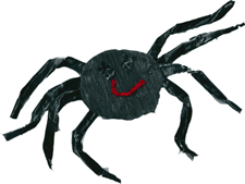 Incy Wincy / My Little Spider - Spider Finger Rhymes