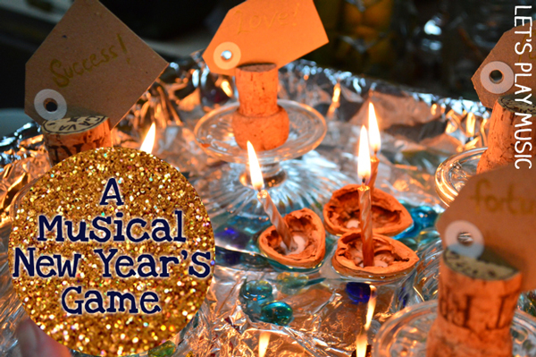 What Will Next Year Bring? New Years Musical Game from Let's Play Music