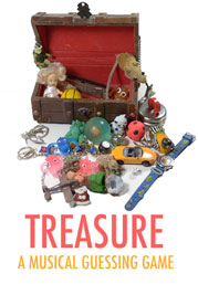 Treasure! A Musical Game For Confidence