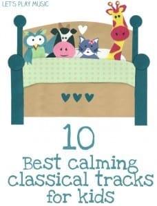 Calming music for kids