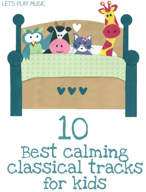 Calming music for kids