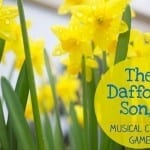 All Around The Daffodils : Spring Songs
