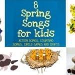 8 Spring Songs for Kids
