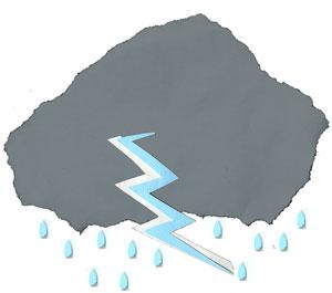 I Hear Thunder! : Rainy Day Songs