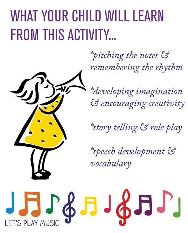 Educational benefits of Mary Mary Quite Contrary - Let's Play Music