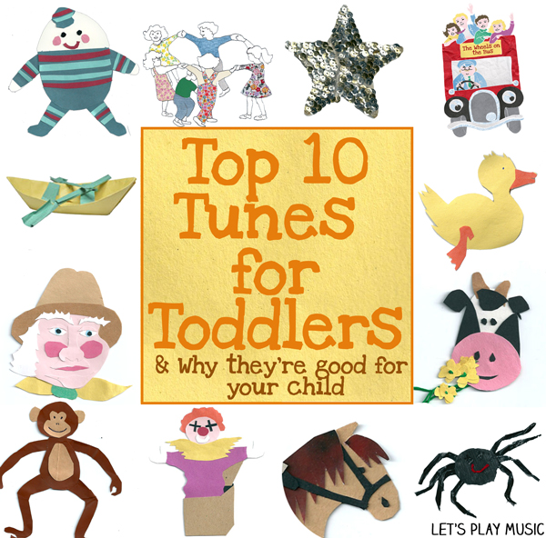 Top 10 Tunes For Toddlers Best Nursery Rhymes Why They Are