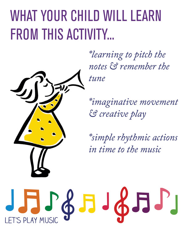 Educational benefits of Autumn leaves Are falling Down - Let's Play Music