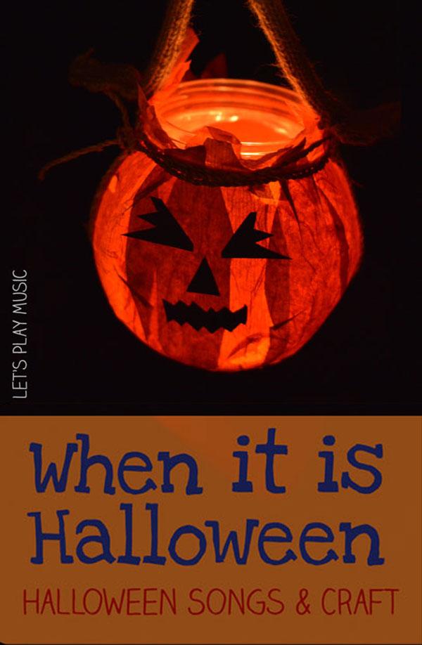 When It Is Halloween