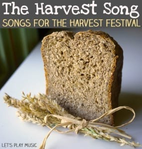 Let's Play Music - The Harvest Song - Songs for the Harvest Festival