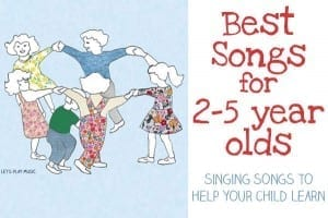 Best songs for toddlers and preschoolers