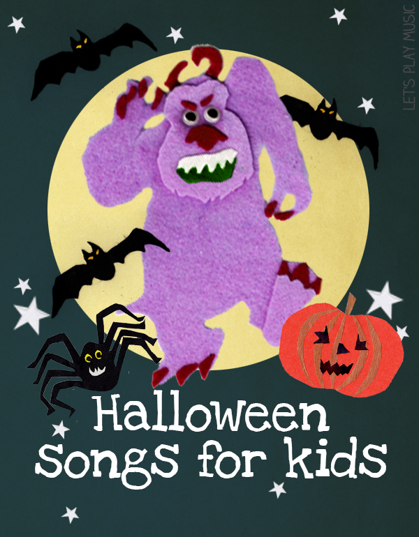 Spooky Halloween Songs For Kids