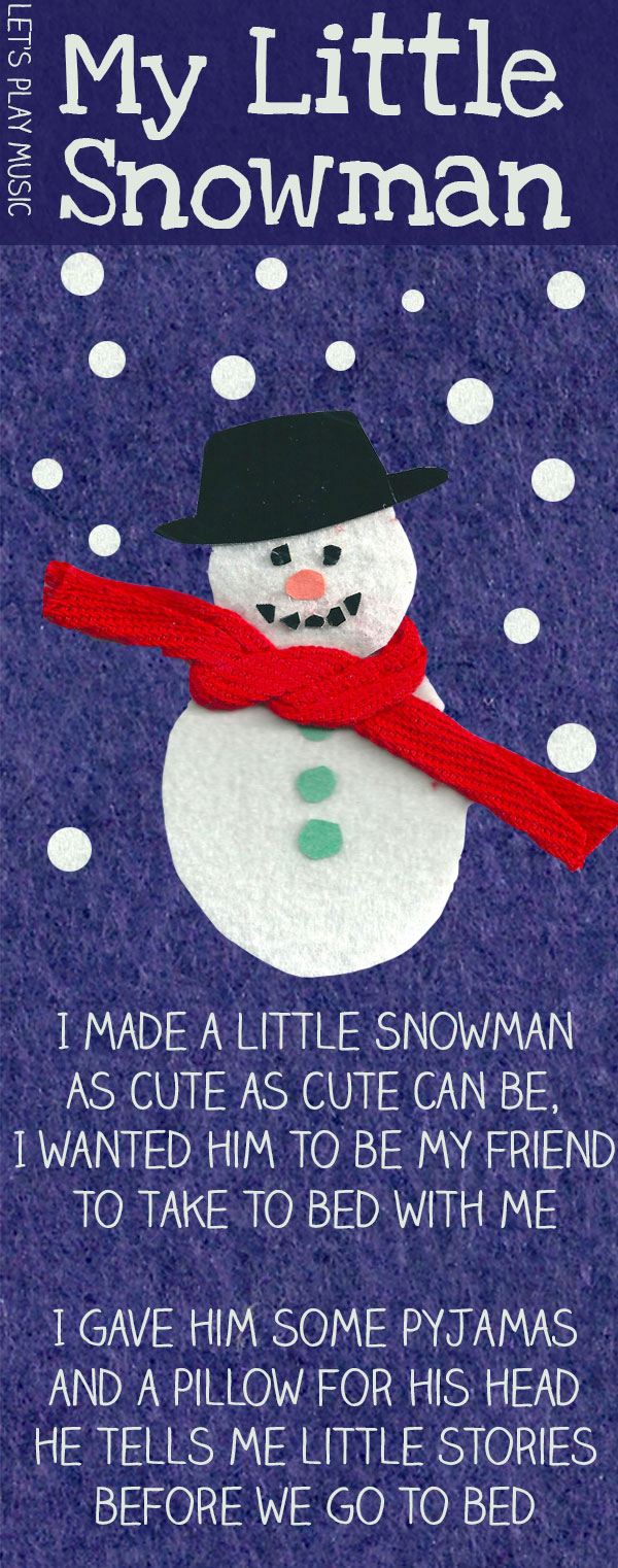 My Little Snowman - Snowman Songs for Christmas