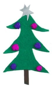 My Christmas Tree - Christmas Tree Songs for Kids sung to tune of London Bridge - Let's Play Music