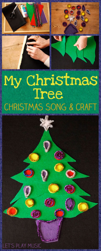 Let's Play Music - My Christmas Tree - Kids' Songs for Christmas