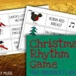 Christmas Rhythm Game