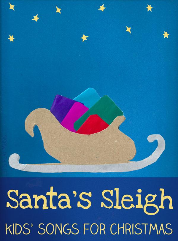 christmas game using christmas carols for kids