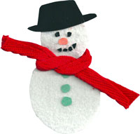 I'm a Little Snowman : Kids' Songs For Winter