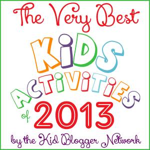 Best of 2013 Blog Hop brought to you by the Kid's Blogger Network - Let's Play Music