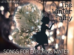 The Winter Fairy Song and ice craft