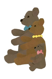 Storytelling Songs : Goldilocks and the Three Bears Puppet Show