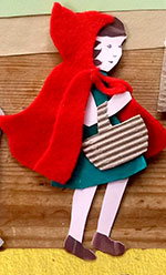 Storytelling Songs : Little Red Riding Hood