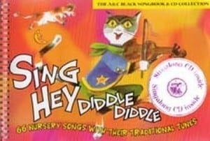 Sing Hey Diddle Diddle Resources for Teaching Preschool Music