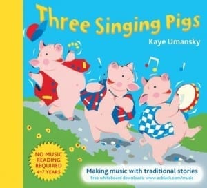 Three Singing Pigs Resources for Teaching Preschool Music