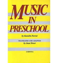 Music in Preschool Resources for Teaching Preschool Music