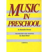 Music in Preschool Resources for Teaching Preschool Music