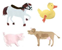 Animal Rhythm Game