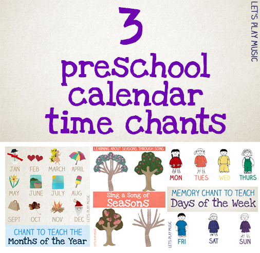 months of the year song for preschool preschool calendar time songs and chants let s play 260
