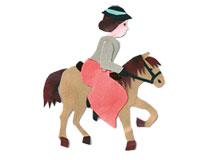 horse rhythm game