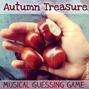 Autumn Treasure Musical Guessing Game