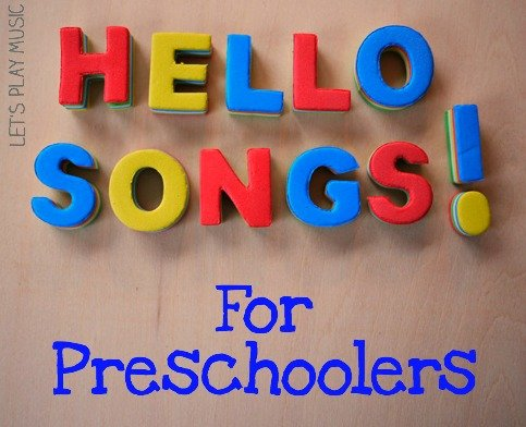 Hello Songs For Preschoolers