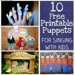 Free Printable Puppets