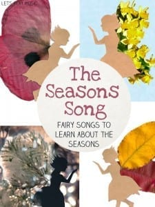 Fairy songs for the Seasons
