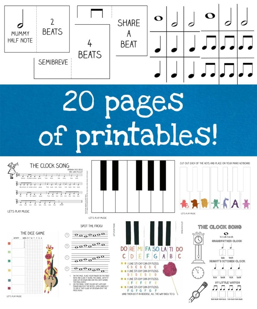 graphic relating to Beginner Piano Lessons Printable referred to as The Initially Piano Classes e-book Release - Makes it possible for Engage in Audio