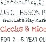 Lesson Plan: Clocks and Mice