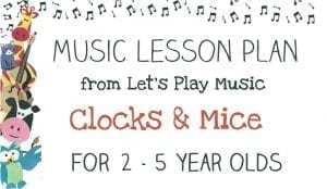 Lesson Plan: Clocks and Mice