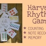 Harvest Rhythm Game