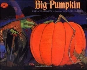 Big Pumpkin sound story for halloween