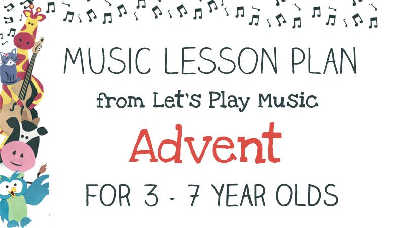 Lesson Plan: Advent