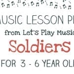 Lesson Plan: Soldiers