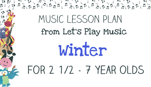 Lesson Plan : Winter