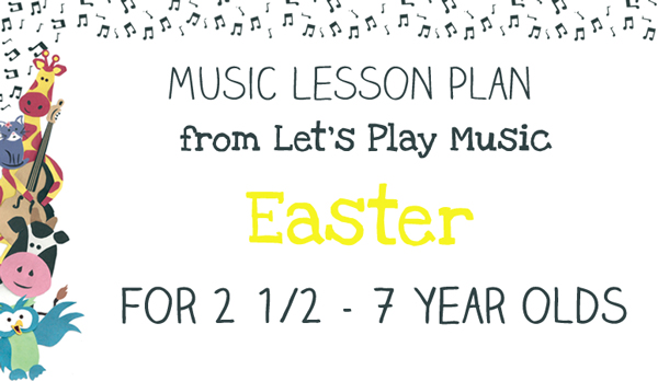 Lesson Plan : Easter