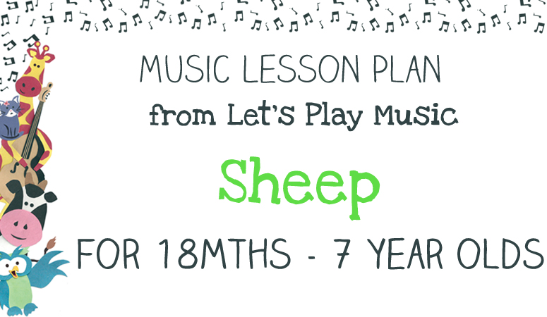 Lesson plan : Sheep