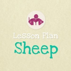 Sheep Lesson & Activity plan