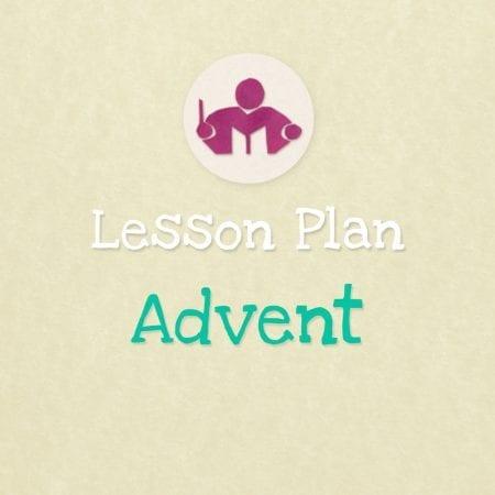 Advent lesson & activity plan