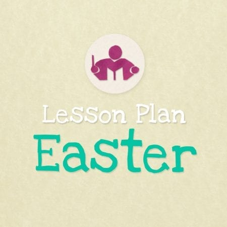 Easter lesson & activity plan